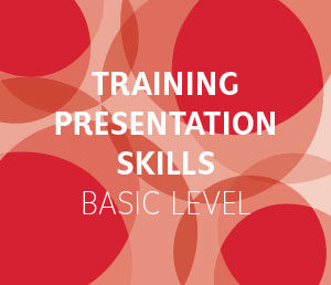 Basic training presentation skills