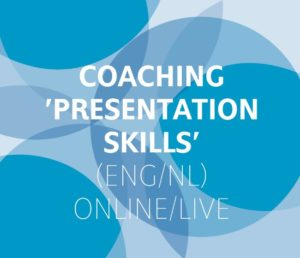Coaching Presentation Skills